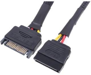 SATA strömförlängnings ATA 15-pin Ha -> Ho