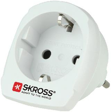 Skross Rese Adapter Europe-to-Italy Jordad