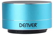 Denver: Bluetooth-högtalare Blå