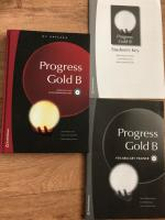 Progress Gold B Elevbok med digital del - Engelska 6
