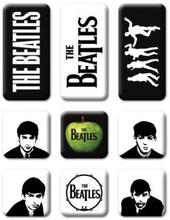 The Beatles: Fridge Magnet Set/Classic Icons