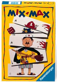 Mix Max, Spel, Ravensburger