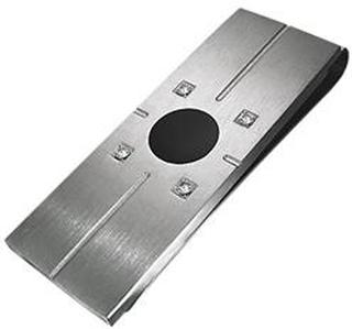 Penge clips i rustfrit stål(316L)