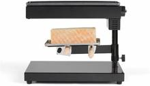 LIVOO DOC159 Traditionelt raclette-apparat - Sort