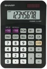 SHARP Kalkylator EL330FBBK