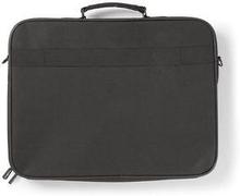 """Nedis Notebook Väska   17 - 18""""""""   Bälte   2 Fack   50 mm   320 mm   420 mm"""