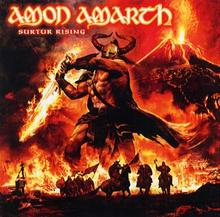 Amon Amarth: Surtur rising 2011