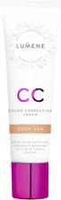 Lumene CC Color Correcting Cream SPF20 Deep Tan
