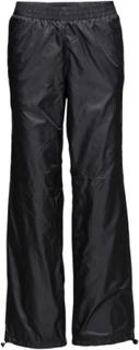 Evelin Trousers Casual Bukser Sort Twist & Tango