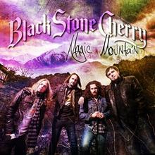 Black Stone Cherry: Magic mountain 2014