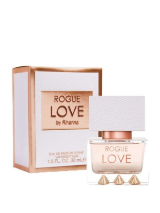 Parfyme - Transparent Rihanna Perfume Rouge Love Edp 30ml