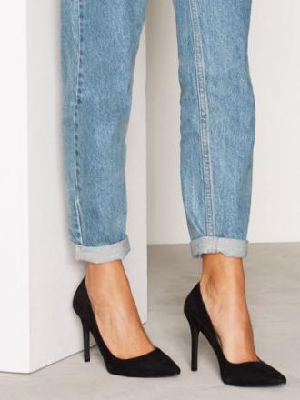 Pumps - Svart NLY Shoes Slim Pump