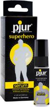 Pjur Superhero Serum 20ml Uthållighetshöjande Gel