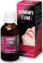 Cobeco Yummy Cum Drops 30ml Spermiefrämjande tillskott