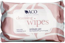 ACO Intimate Care Cleansing Wipes 10 st Intimservetter