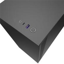 NZXT H510i - SMART - Black/Red