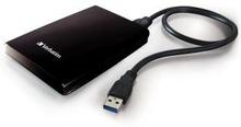 "Verbatim 2TB Store´n Go Black 2,5"""" USB 3.0"