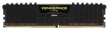 Corsair Vengeance LPX 16GB (2-KIT) DDR4 2133MHz CL13 DIMM Black