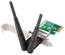 Edimax Trådlös Gränssnittskort N300 2.4 GHz