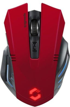 SpeedLink - Fortus Gaming Mouse Wireless /Black
