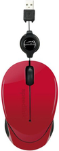 SpeedLink - Beenie Mobile Mouse Wired USB /Red