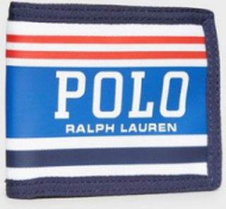 Polo Ralph Lauren Big Polo Wallet Punge White/Red/Blue