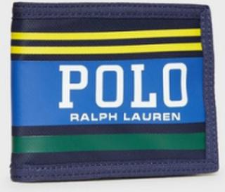 Polo Ralph Lauren Big Polo Wallet Punge Navy/Yellow