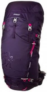 Bergans Rondane 65L Lady tursekk, Blackberry/Pink