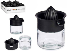 Frugtpresser Sort Manual (480 ml)
