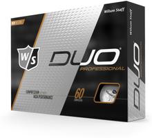 Wilson DUO Professional Golfballer - 12 Pack Grønn