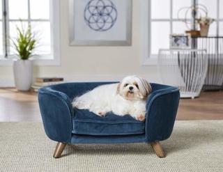 Hundsoffa, EHP Roomy Sofa - Blå