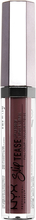 Slip Tease Lip Lacquer, Dream Space 3 ml NYX Professional Makeup Läppstift