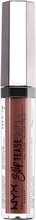 Slip Tease Lip Lacquer, Let's Get Physical 3 ml NYX Professional Makeup Läppstift