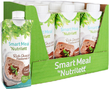 "Hel Låda Nutrilett ""Chocolate Rich"" 12 x 330ml - 33% rabatt"