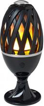 Colors Flame bordlampa/spett (Svart)