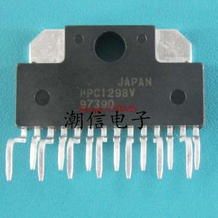 4pcs/lot UPC1298V UPC1298 ZIP In Stock