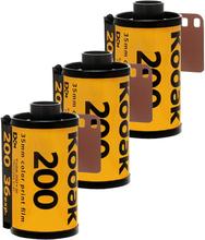 Kodak 200 Gold 135-36 3-Pack, Kodak