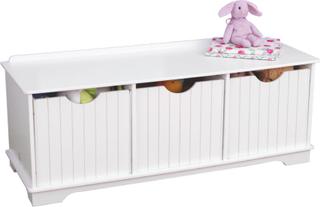Förvaringsfack med lådor - Kidkraft barnmöbler 14564