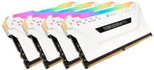 Corsair Vengeance PRO 32GB (4-KIT) DDR4 3600MHz White RGB