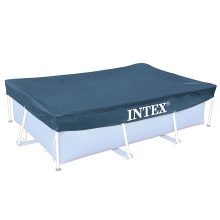 Intex Bassengtrekk rektangulær 300x200 cm 28038