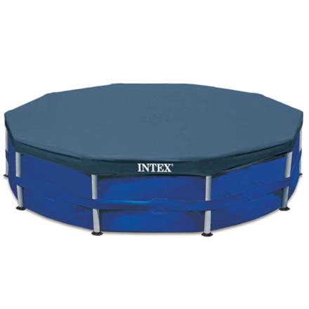 Intex Bassengtrekk rund 366 cm 28031
