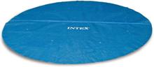 Intex Soldrevet bassengtrekk rund 305 cm 29021