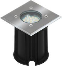 Smartwares LED-jordspot 3 W sort 5000.459