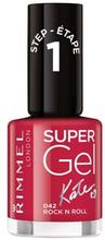 Rimmel Super Gel By Kate 42 Rock N Roll 12 ml