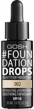 GOSH Foundation Drops 002 Ivory 30 ml