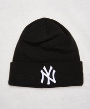 New Era Mössa NY Yankess Basic Cuff Knit Svart