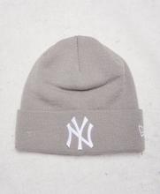 New Era Mössa NY Yankess Basic Cuff Knit Grå