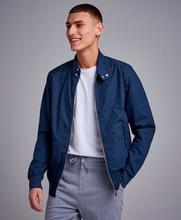 Studio Total Bomberjacka Harrington Jacket Blå