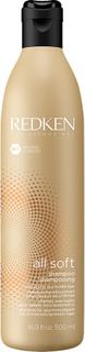 Kjøp Redken All Soft Shampoo, 500ml Redken Shampoo Fri frakt