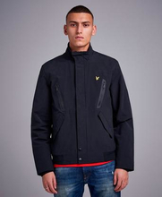 Lyle & Scott Jacka Panneled jacket Svart